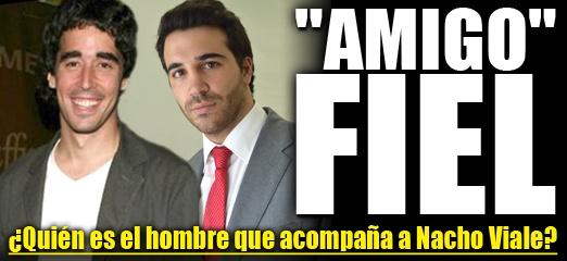 """""""AMIGO"""" FIEL  http://elsensacional.infonews.com/nota/11412-amigo-fiel-quien-es-el-hombre-que-acompana-tan-de-cerca-a-nacho-viale/"""