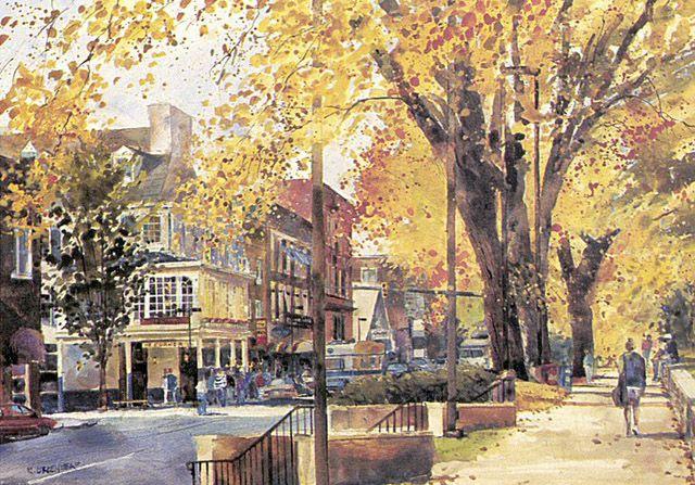 Penn State College Avenue, State College, Pennsylvania