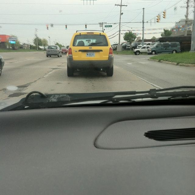 Yellow Car Game
