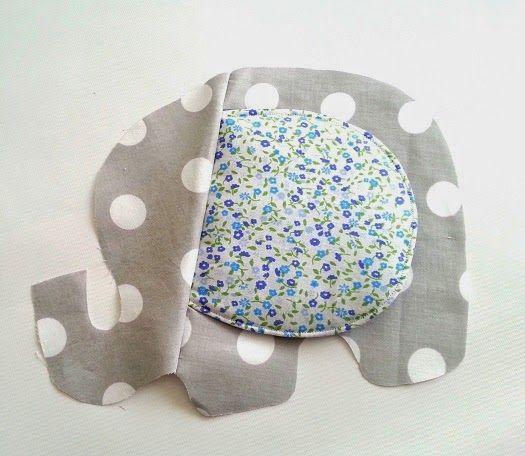 ADELA SZYJE - blog o szyciu na maszynie, szyciowy blog, blog szycie: Jak uszyć słonia krok po kroku, czyli szycie wg Adeli