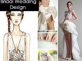 Corso di disegno abiti da sposa