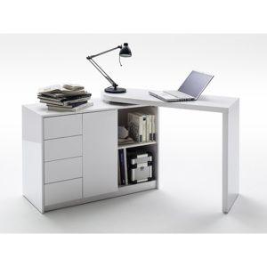 Bilé pracovní stoly | Favi.cz