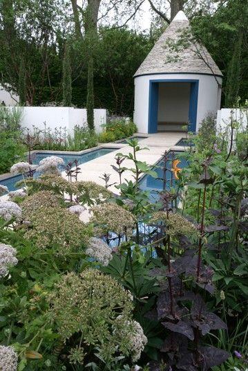 Nigel Dunnett & The Landscape Agency  Puglia at the Chelsea Flower Show!!!