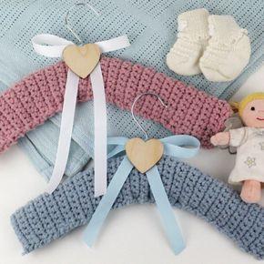 Tutorial uncinetto: grucce per neonati fai da te