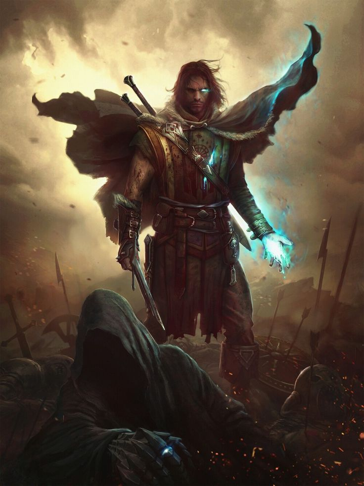 Middle-Earth, Shadow Of Mordor