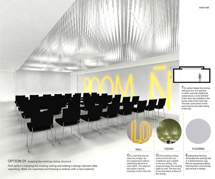 Interior Design And Renovation Project For The Auditorium At Spain Embassy In Seoul