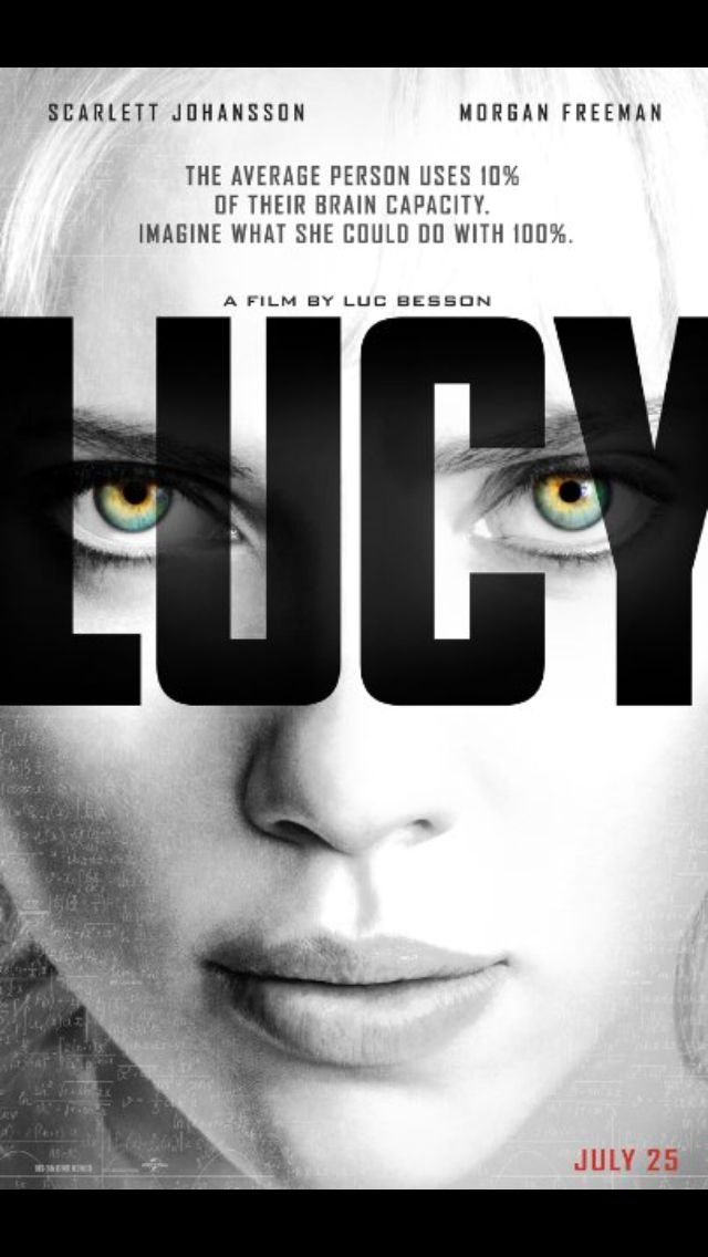 .Lucy (2014)