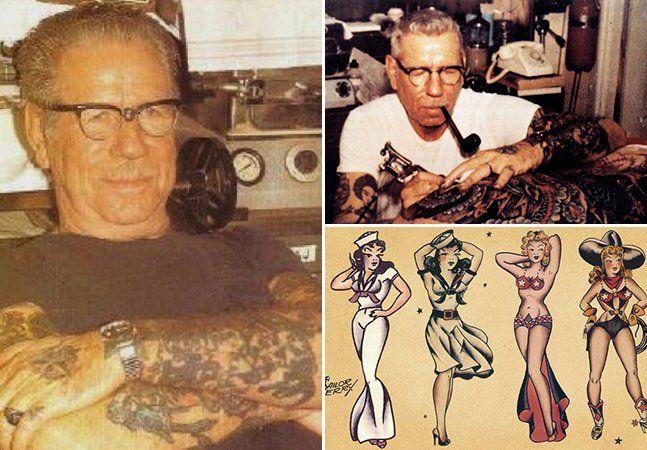 É impossível gostar de tatuagem e não saber quem é Norman Collins, também conhecido como Sailor Jerry. Nos anos 20, quando as tattoos ainda eram feitas de forma arcaica e os tatuados eram marinheiros ou prisioneiros, este homem profissionalizou a tatuagem e foi o primeiro a abrir um estúdio voltado para essa arte. Nascido em 1911, Norman Collins passou sua infância e adolescência pegando carona em trens de carga e andando pelos trilhos do oeste norte-americano. Foi nesse período que teve seu…