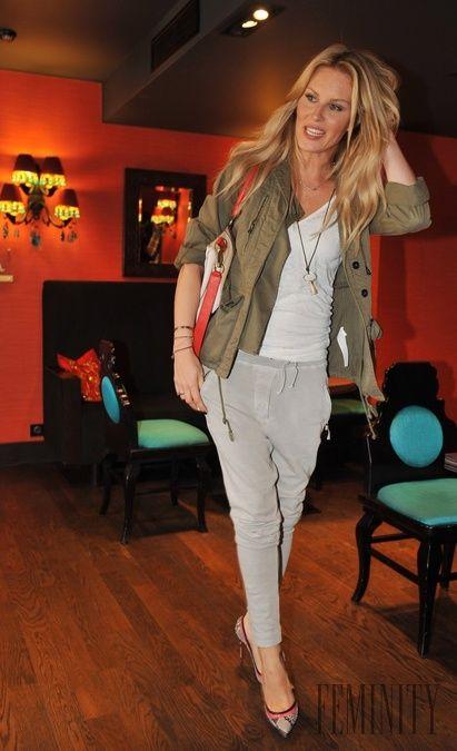 Modelka Simona Krainová vyzerá   ღ my style ღ   Pinterest