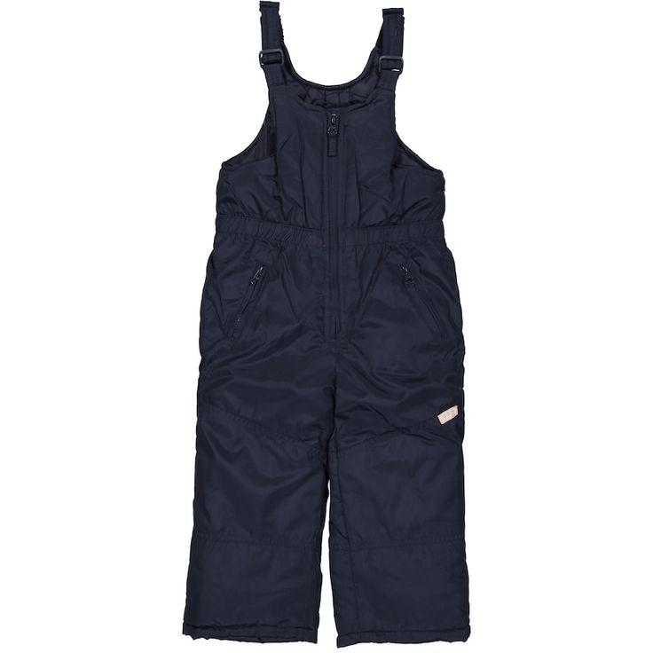 Girls 4-8 OshKosh B'gosh® Heavyweight Solid Bib Snow Pants, Size: 6X, Blue (Navy)