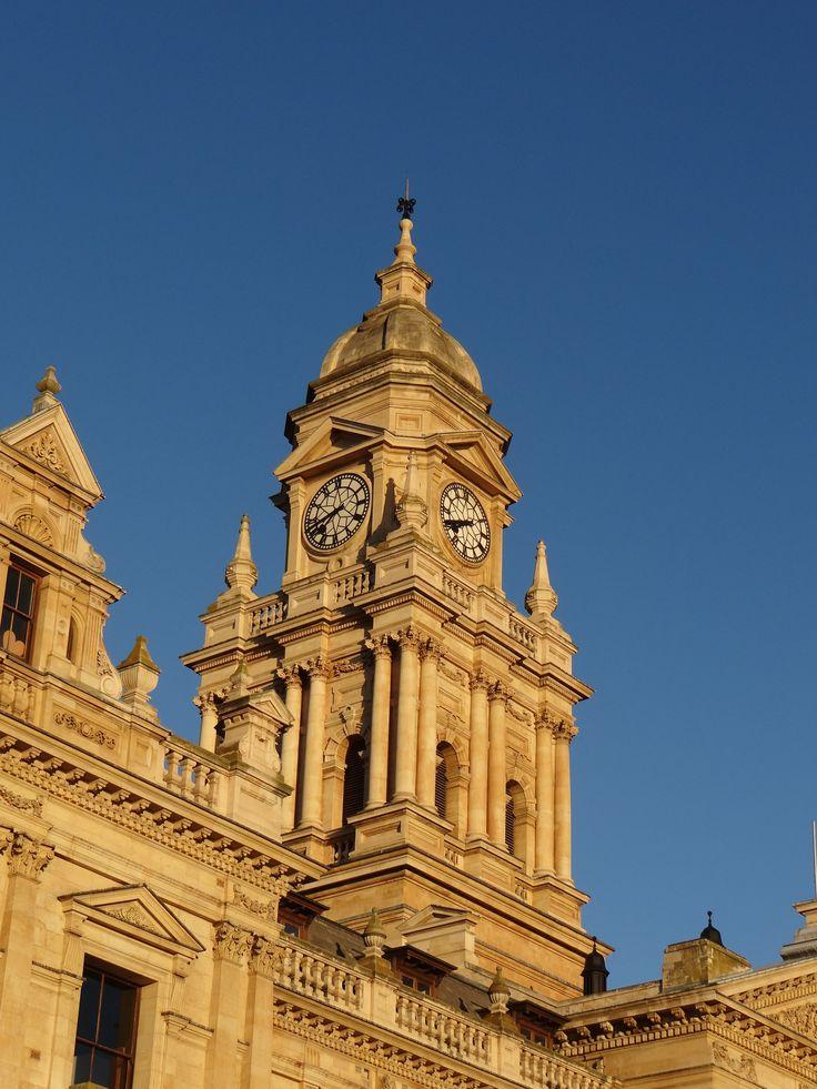 Cape Town, City Hall, Apr 2014