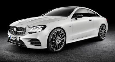 UK Preise für die neue Mercedes E-Klasse Coupé beginnt von 40.135 Mercedes Mercedes E-Class Prices UK