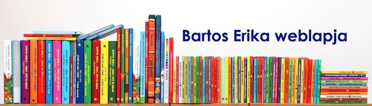"""BARTOS ERIKA HONLAPJA - honlap - Van rajta """"Gyerekeknek menü"""", ahol található szavaló, daloló, mesemondó (Bogyó és Babóca)"""
