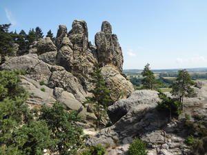 """Devil's Wall (2)"" Timmenrode-Blankenburg/Harz in Thale - Thale - mz-buergerreporter.de"
