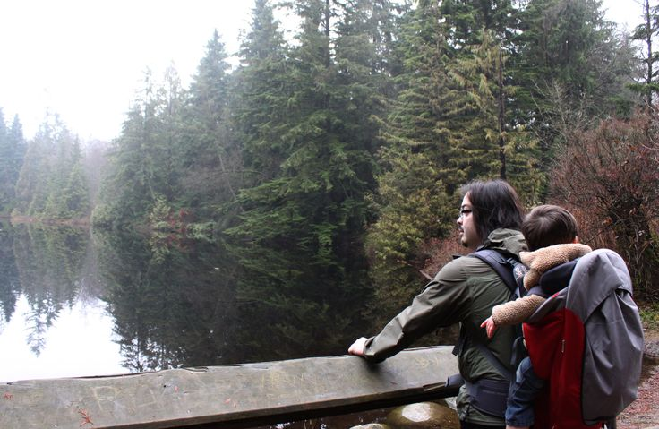 10 great hikes for kids ; Looking at Rice Lake in North Vancouver