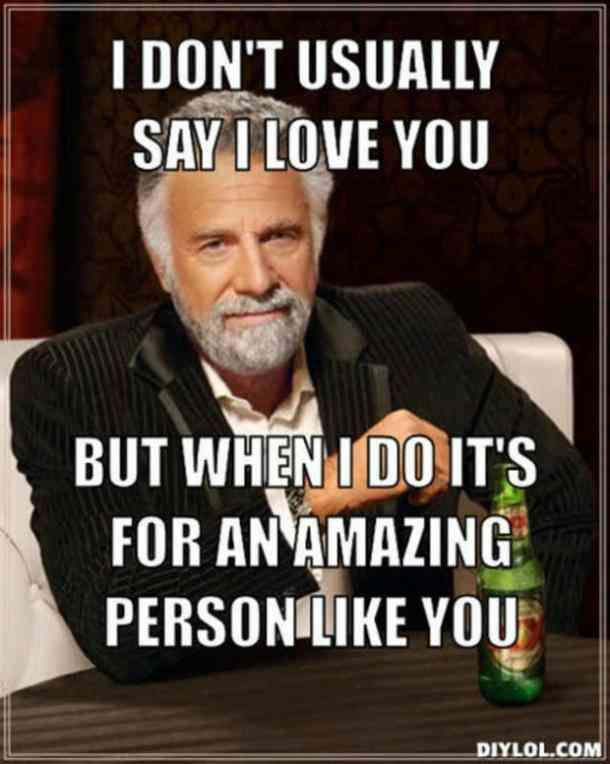 The 40 Best I Love You Memes That Are Cute Funny Romantic All At The Same Time Funny Good Morning Memes Love You Meme Love You More Meme