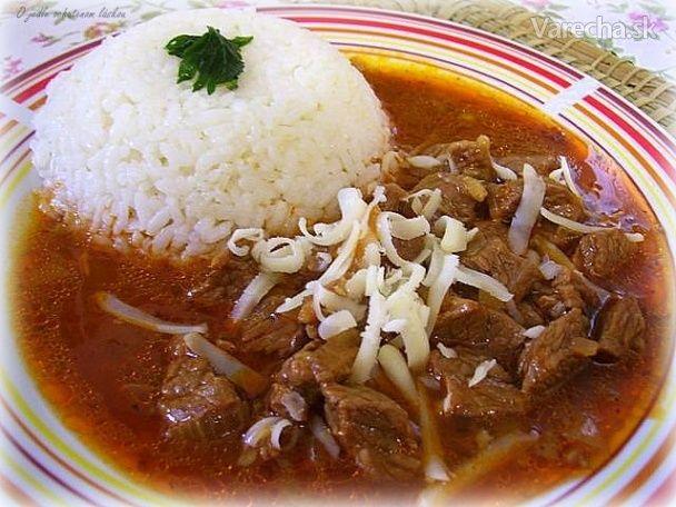 Mexický guláš so syrom