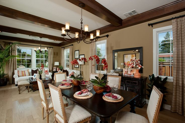 109 Best Images About Dining Rooms On Pinterest