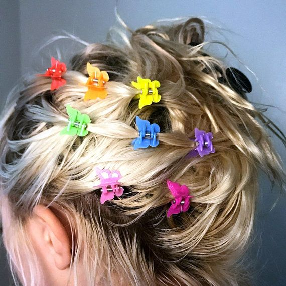Clip Hairstyles , Aesthetic Hair