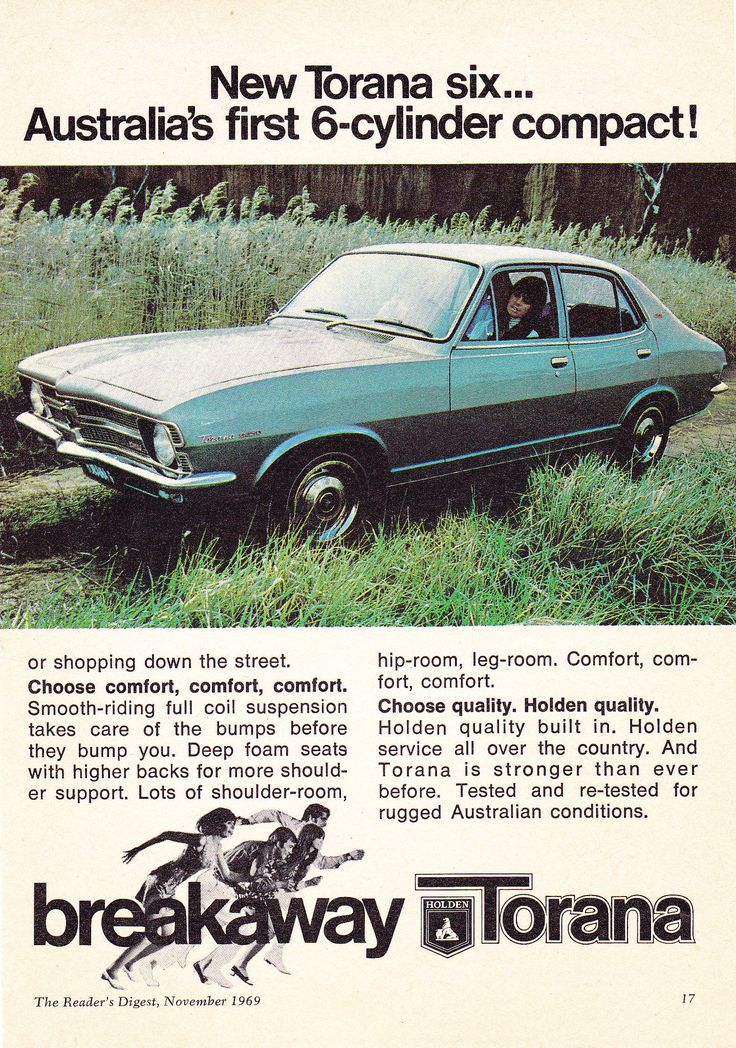 1970 LC Holden Torana 4 Cylinder 6 Cylinder & GTR Page 3 A… | Flickr