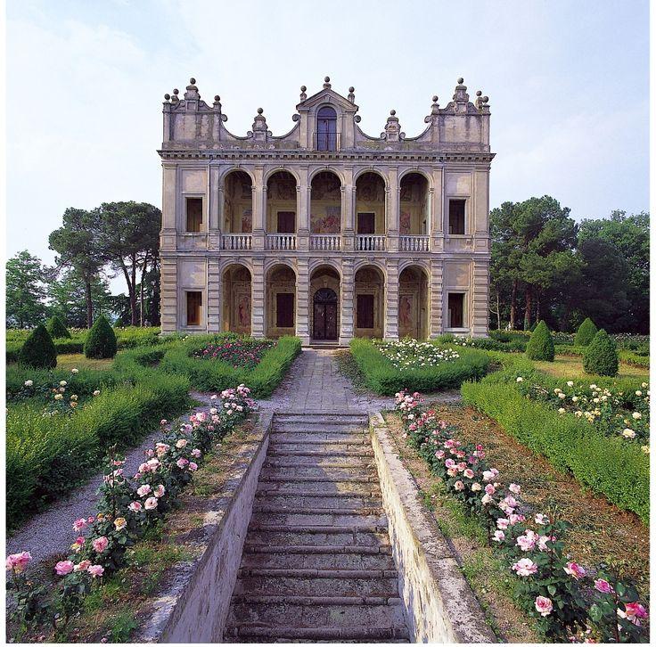 Villa Capodilista, La Montecchia near Padova, Italy, Veneto.