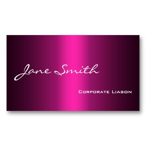 20 best design your own business card online images on pinterest plain shades of pink professional business cards reheart Image collections