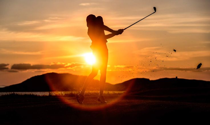 Night-time Golfing with Midnight Sun http://ift.tt/2vWlh2W