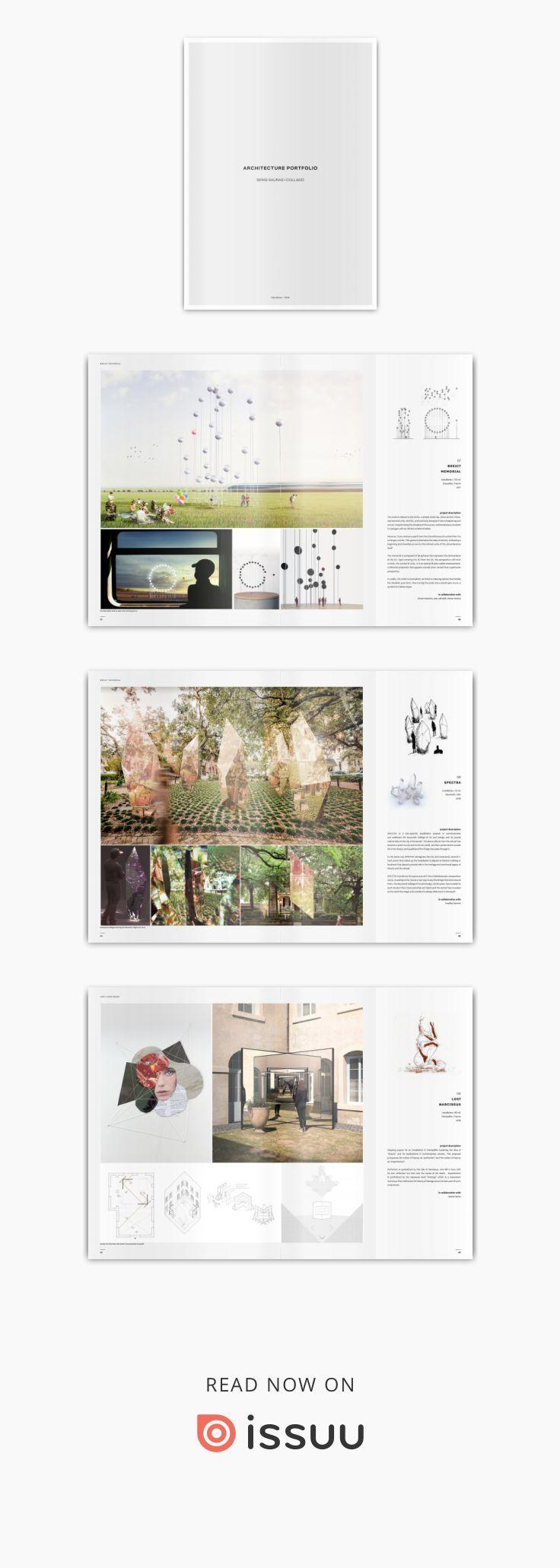 Sergi Sauras – Portfólio de Arquitetura 2019   – Logos _ Cards
