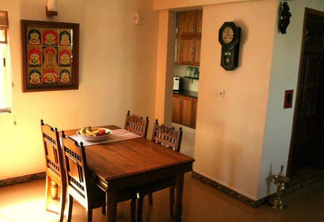 Ethnic Houses : Ethnic Indian Decor: An Indian home in Bangalore: House Tours, Ethnic ...