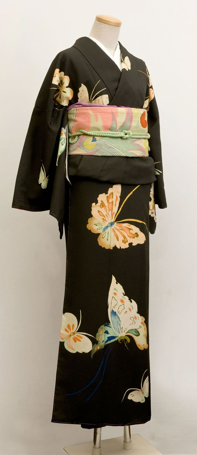 Antique Kimono Reproduction Project from Ichiroya
