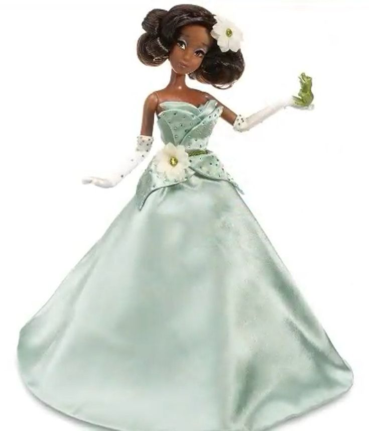 Designer Disney Princess Doll Tiana