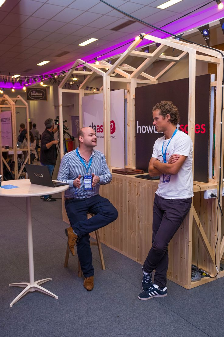 HowAboutSales at SaaStock16