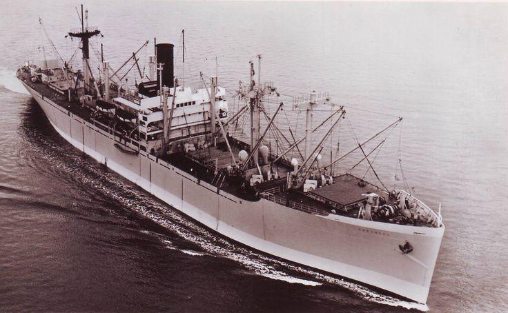 History of the United States Merchant Marine