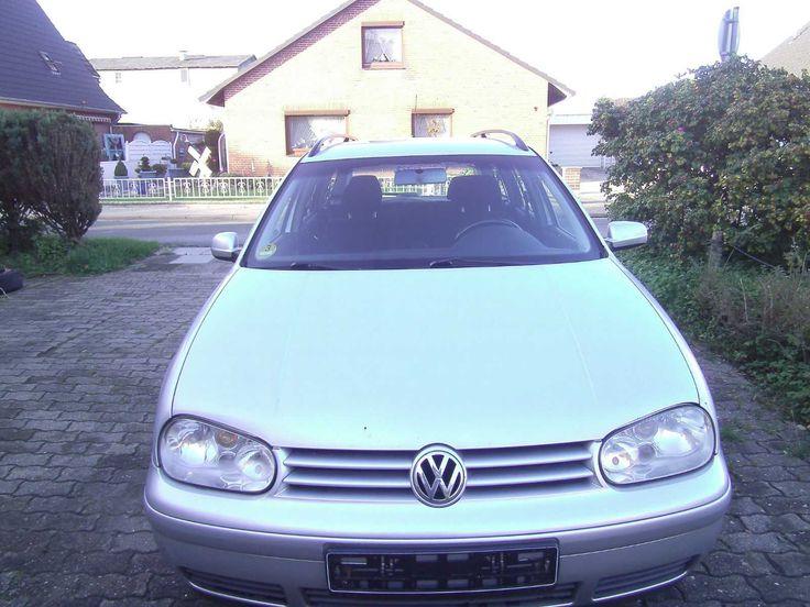 VW Golf 4 Kombi 1,9 TDI mit 6 Gang Getriebe