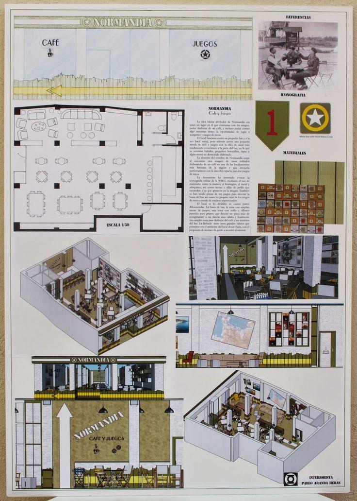 9 best proyectos finales curso de interiorismo 2014 images for Curso de interiorismo