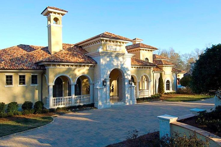 Luxury Custom Design By Architect Dan Sater With Exotic