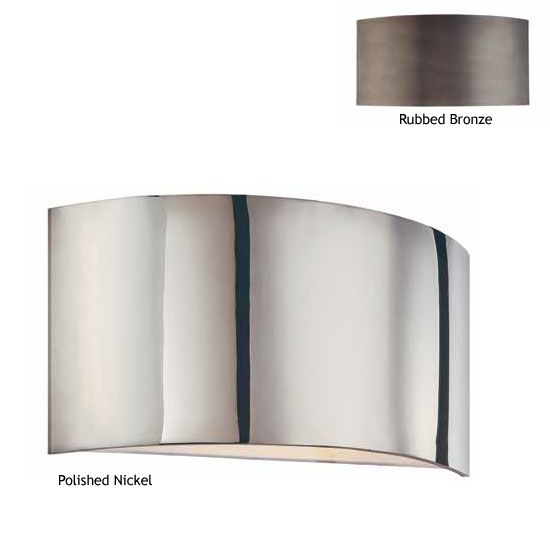 Sonneman 1880 Dianelli Shield Contemporary Wall Sconce   SON 1880 Part 68