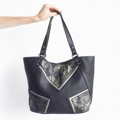 DAMAGED DUCHESS Jade Bronze (Leather Tote) http://shop.damaged-duchess.com/product/dd102-bb