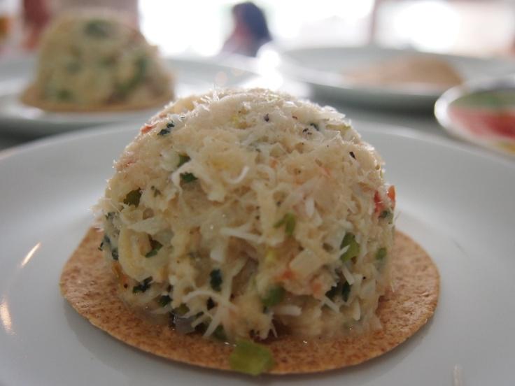 Carlos' Crab Salad