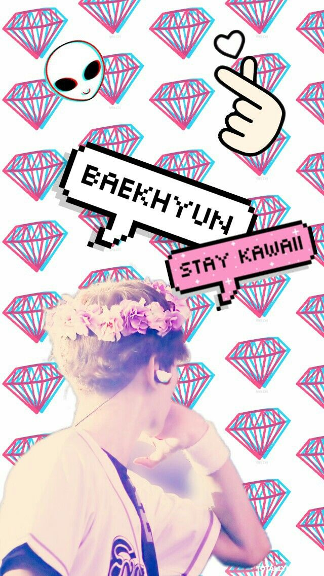 #byunBaekhyun #Byun #Baekhyun #Baek #Exo #cute