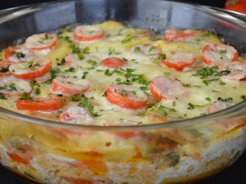 Musaca de cartofi - Gustos.ro