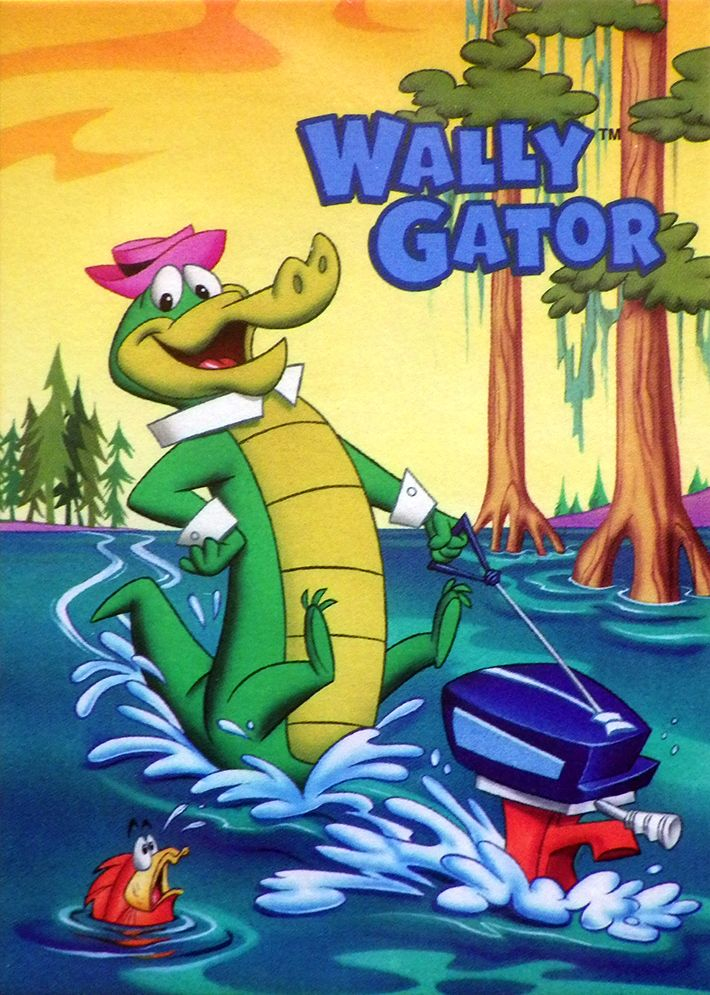 35 best images about wally gator on Pinterest   Hanna ... - photo#45