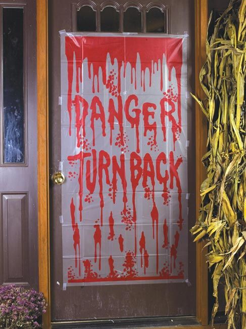 17 Best Images About Halloween Door Ideas On Pinterest