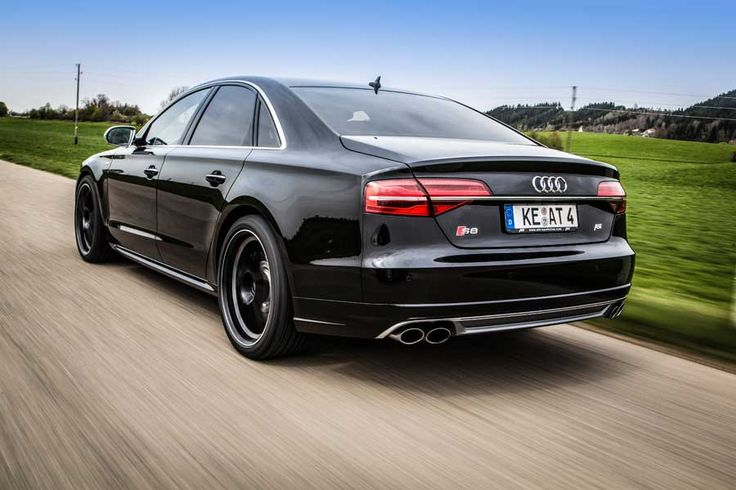 "Audi S8 ABT Power ""New Generation"" 640 PS"