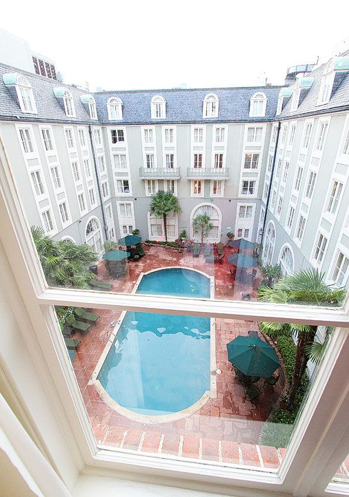 You must stay here if you go to New Orleans. Awesome, clean, beautiful and close to everything: The Bourbon Orleans Hotel - New Orleans, LA