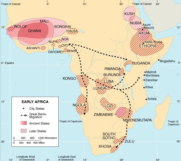 Is It Racist to Say Africa Has 'Civilizational' Problems?