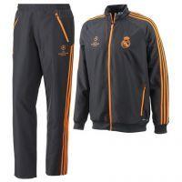 Nuevo Chandal Real Madrid Champions League 2013-2014. Consiguele aqui: http://www.deportesmena.com/79-articulos-real-madrid#.Uo-UtsQ3kZ4