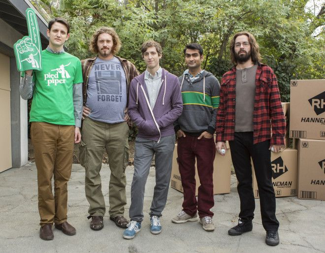 Silicon Valley Deleted Scene: Pied Piper Wont Throw Down
