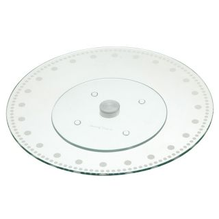 SWEETLY DOES IT REVOLVING CAKE STAND 30CM