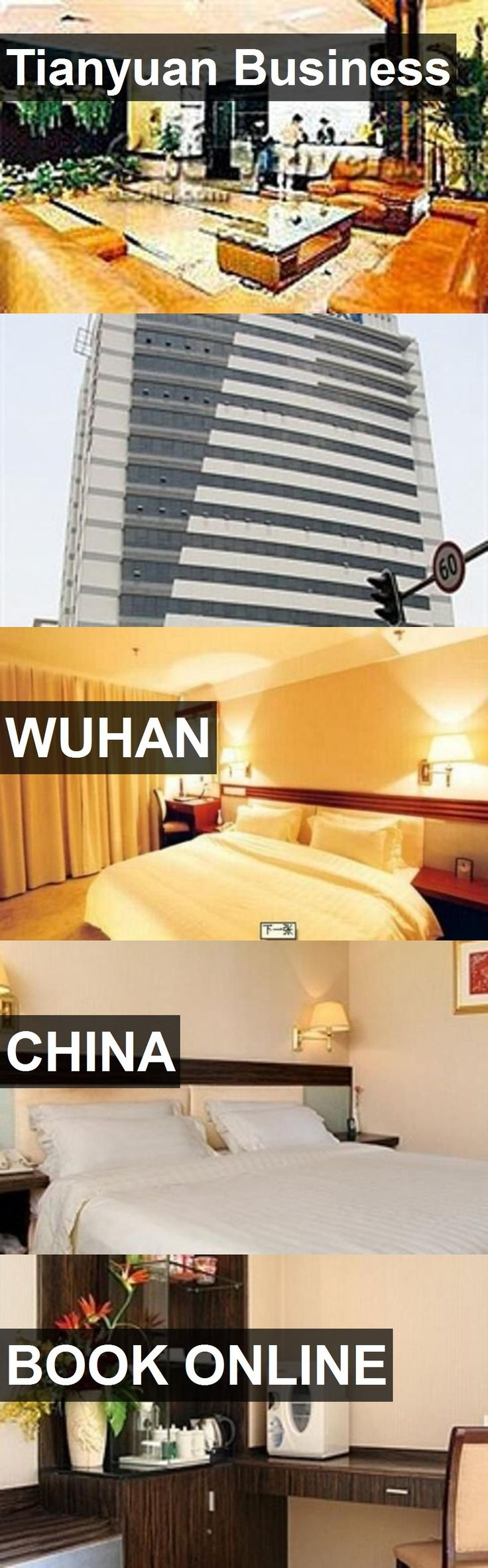 Hotel Tianyuan Business in Wuhan, China. For more information, photos, reviews and best prices please follow the link. #China #Wuhan #TianyuanBusiness #hotel #travel #vacation